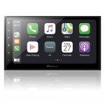 Multimídia Pioneer Receiver Tela 6,8 Touchscreen DMH-Z5380TV Bluetooth TV Digital Preto
