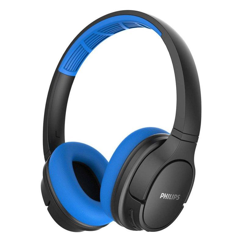 Headphone Philips Sport Bluetooth Wireless TASH402BL Azul