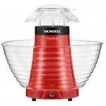 Pipoqueira Mondial Pop Bowl Vermelha PP 05 220V
