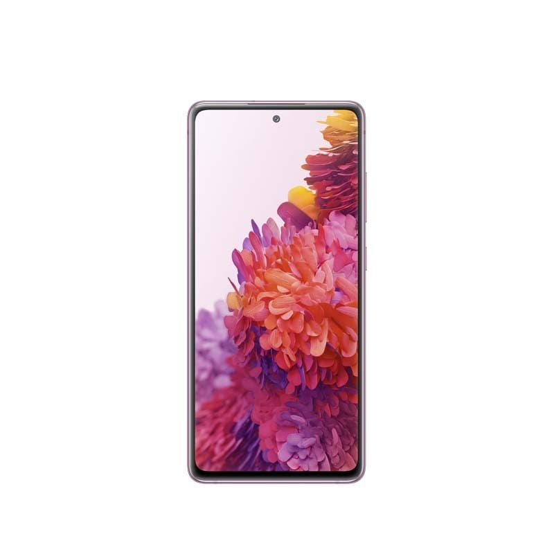Smartphone Samsung Galaxy S20 FE 128GB 6GB RAM Tela 6.5 Camera Tripla cor Cloud Lavander