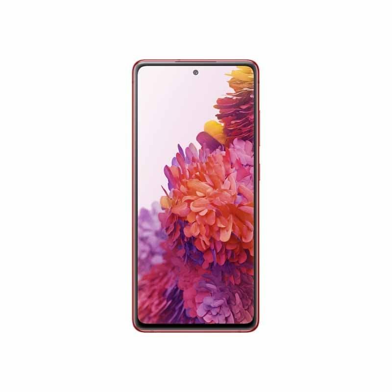 Smartphone Samsung Galaxy S20 FE 256GB 8GB RAM Tela 6.5 Camera Tripla cor Cloud Red
