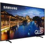 Samsung Smart TV 55 QLED 4K 55Q60A, Modo Game, Som em Movimento Virtual, Tela sem limites