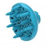 Secador de Cabelos Bloom Ceramic Ion Gama Italy Roxo e Azul 127v 2.000W