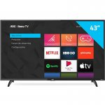 Smart TV AOC 43 42S5195 78G Roku LED Full HD Wi-Fi HDMI USB 2.0