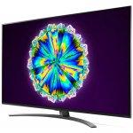 Smart TV LG 55 55NO86S 4K UHD Bluetooth Inteligência Artificial ThinQAI Magic Google Alexa Preta