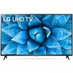 Smart TV LG 55 55UN7310 4K UHD BT Inteligência Artificial ThinQAI Smart Magic Google Alexa Preta