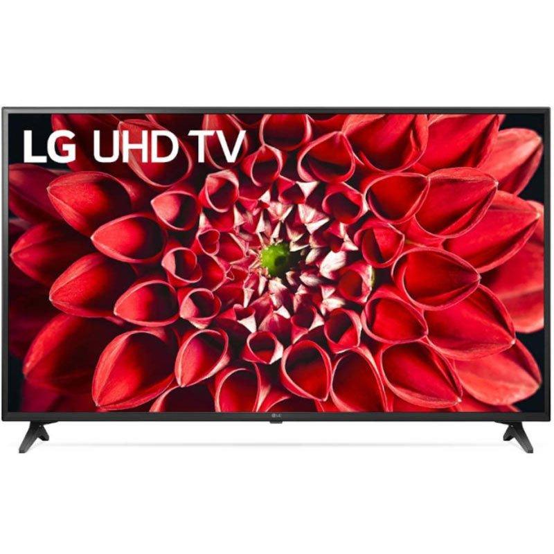 Smart TV LG 60 60UN7310 4K UHD BT HDR Inteligência Artificial ThinQ AI Magic Google Alexa Preta