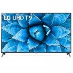 Smart TV LG 70 70UN7310 4K BT Inteligência Artificial ThinQ AI Magic Google Assistente Alexa Preta