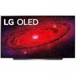 Smart TV LG 77 OLED77CXPSA 4K OLED Bluetooth Inteligencia Artificial ThinQAI Magic Google Alexa BLK