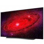 Smart TV LG 77 OLED77CXPSA 4K OLED Bluetooth Inteligencia Artificial ThinQAI Magic Google Alexa Pre