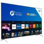 Smart TV Philips 58 PUG7625 4K UHD P5 WI-FI Bluetooth HDR 3 HDMI 2 USB
