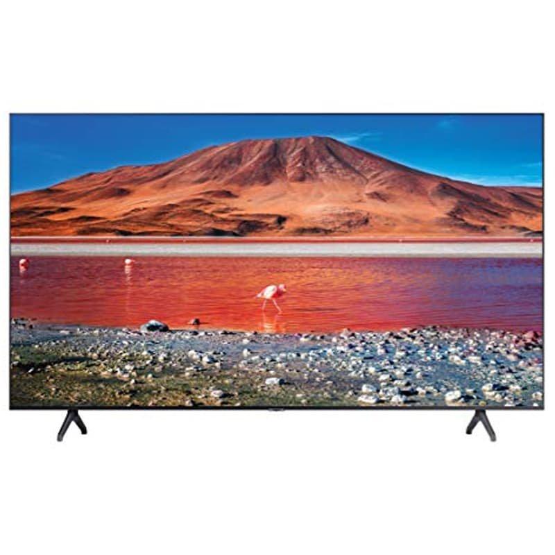 Smart TV Samsung 55 LED LH55BETHVGGXZD Preto Crystal 4K HDR10 Processador Tecnologia