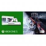 Console Xbox One S 1TB e Jogo Star Wars Jedi: Fallen Order Deluxe Edition