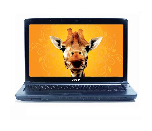 NOTEBOOK INTEL DUAL CORE 4 GB 320 GB 14.0 C/ WINDOWS 7 ACER