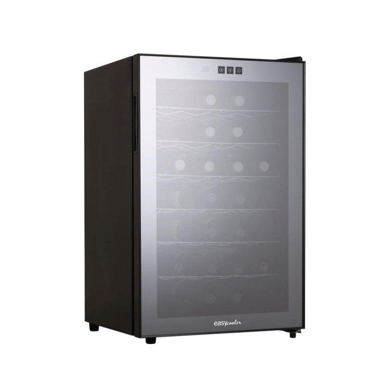 Adega de Vinhos Climatizadora Easy Cooler Preto 220v com Capacidade de 28 Garrafas