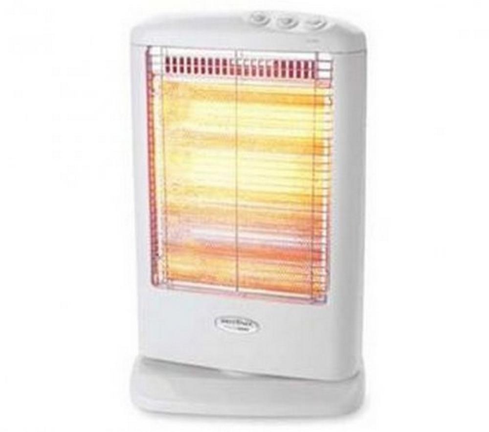 Aquecedor Britania AB 1200 / Branco / 800 W / 2 Opções de Temperatura / Porta-Fio / 110V