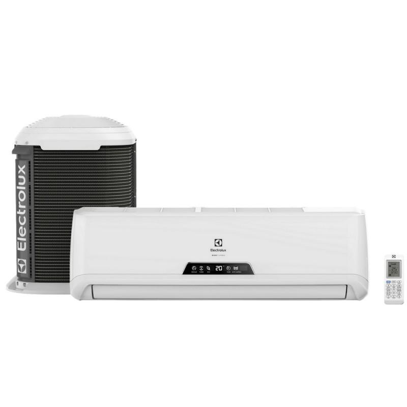 Ar Condicionado Split Linha Eco turbo Electrolux 9,000 Btus Quente Frio VI09R VE09R 220V