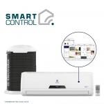 Ar-Condicionado Split Inverter Smart Control 12000 BTUs Frio conectado App Electrolux Home+ (XI12F/X