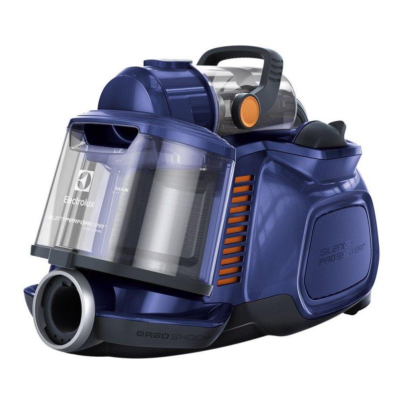 Aspirador de Pó Electrolux Silent Performer Cyclonic 220V Azul 1200W