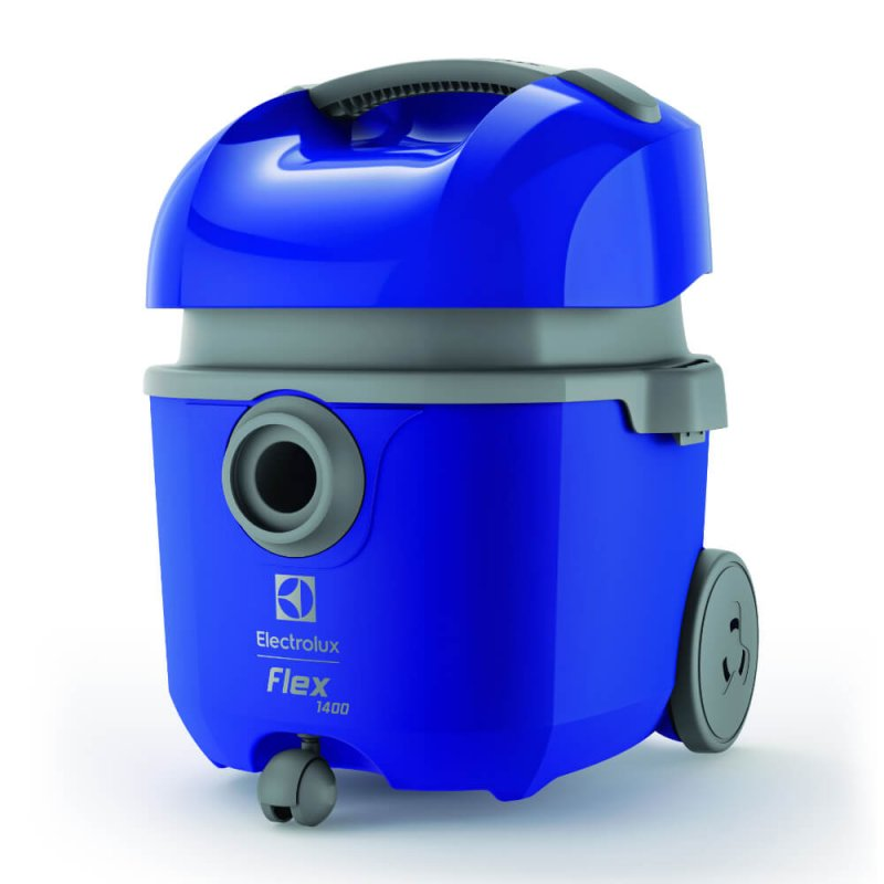 Aspirador de Pó e Água Electrolux Flex FLEXN 220V 1400W Azul