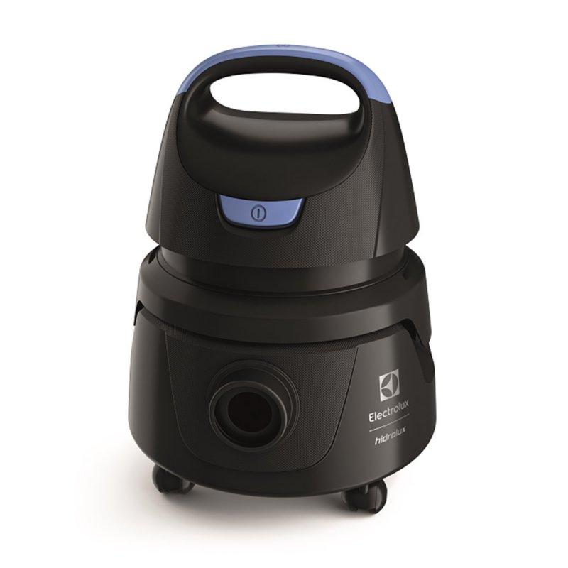 Aspirador de Água e Pó Electrolux Hidrolux AWD01 127V 1250W Preto e Azul