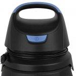 Aspirador de Pó e Água 1250W Hidrolux Electrolux 5L c/ Conjunto de Acessórios e Rodas 360° (AWD01)