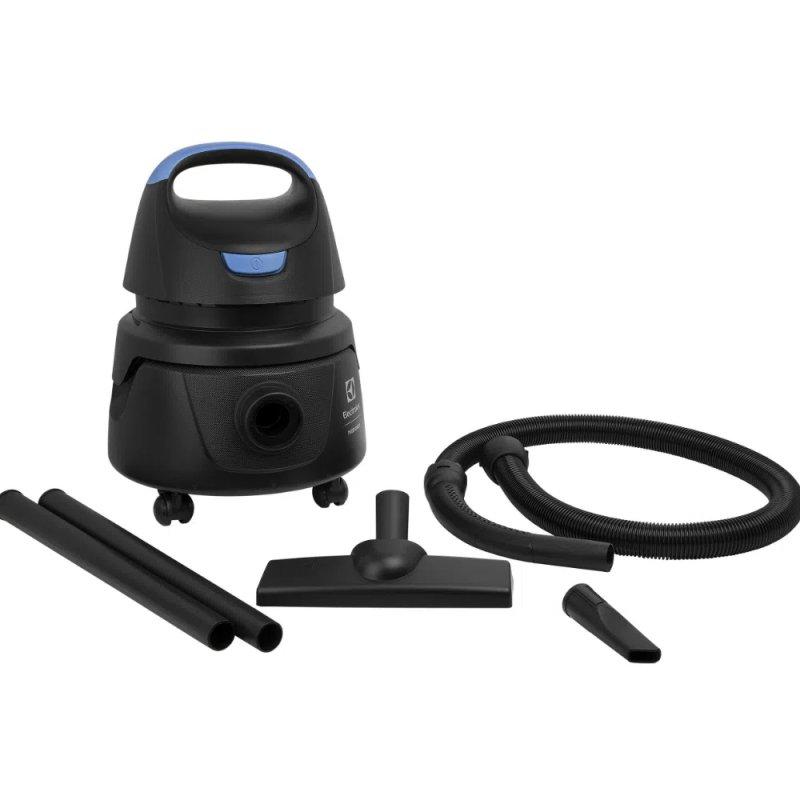 Aspirador de Pó e Água 1250W Hidrolux Electrolux 5L Rodas 360° 127V (AWD01)