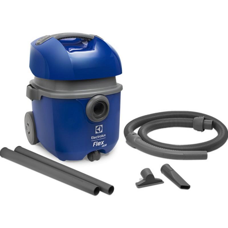 Aspirador de Pó e Água 1400W Flex Electrolux 14L com Dreno Escoa Fácil (FLEXN) 220V