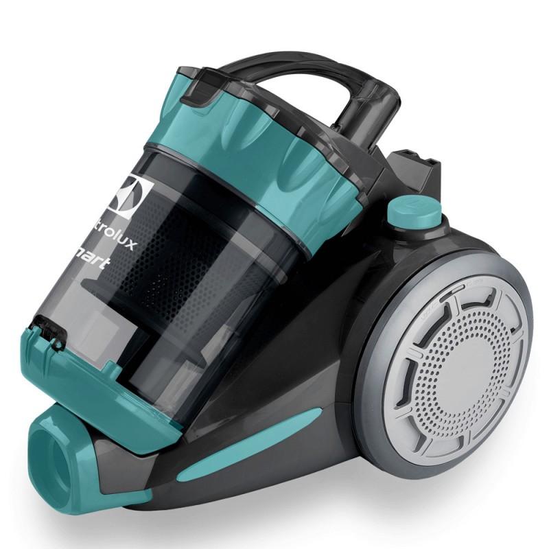Aspirador de Pó sem Saco 1300W Smart Electrolux com Filtro HEPA e Bocal para Estofados 127V (ABS03)