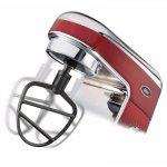 Batedeira Planetária Oster Spinner 127V Vermelha Inox 12 Velocidades 400W de Potência