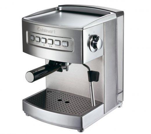 Máquina de Café Expresso Programável Cuisinart 110V em Aço Inox EM200