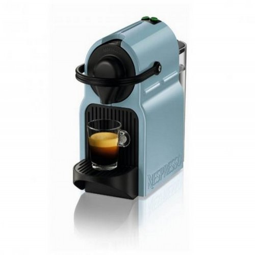 Máquina de Café Nespresso Inissia C40-BR-LB-NE / Azul / 2 Botões Programáveis / 0,7 L / 110V