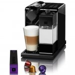 Máquina de Café Nespresso Lattissima Touch Preta 220V com Controle Automático de Café