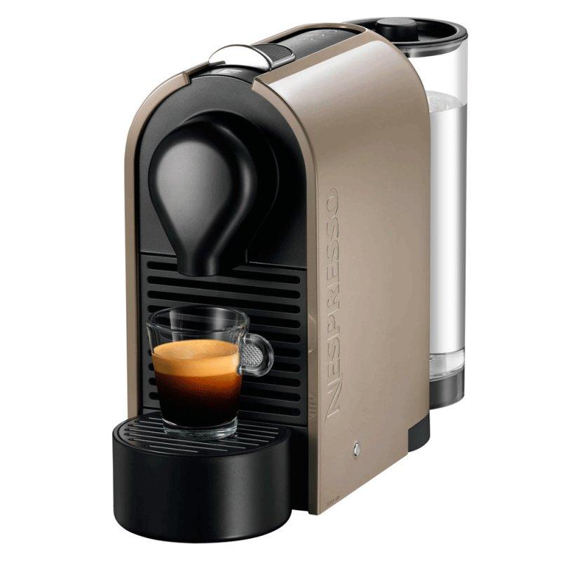 Máquina de Café Nespresso U 220V Cinza Puro 1260W com Reservatório de 0,8L
