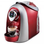 Cafeteira Espresso TRES, MODO, Vermelha, 110V, 3 Corações