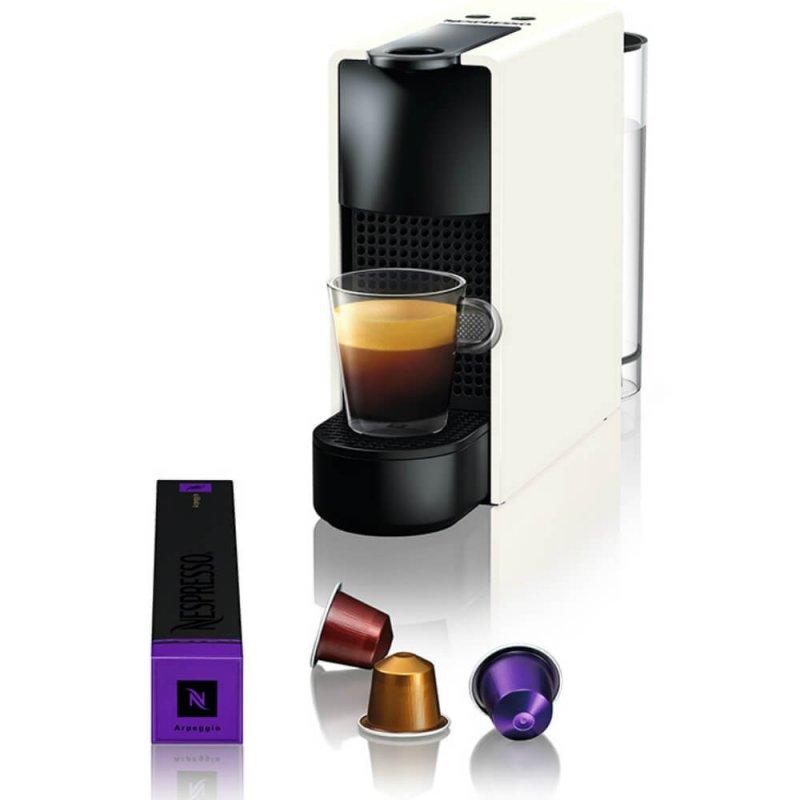 Máquina de Café Nespresso Essenza Mini C30 127V Branca