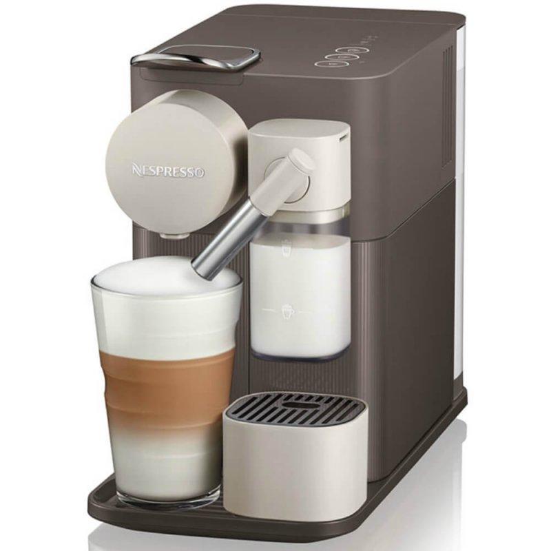 Máquina de Café Nespresso Lattissima One Marrom 220V Com Sistema Mono-dose