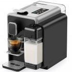 Máquina de Café Expresso e Bebidas Quentes Tres Corações Barista 127V Prata