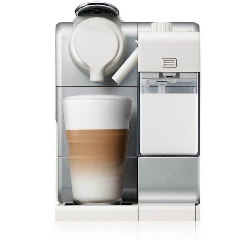 Máquina de Café Nespresso Nova Lattissima Touch Prata 220V