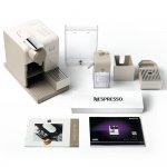 Máquina de Café Nespresso Nova Lattissima Touch Branca 220V