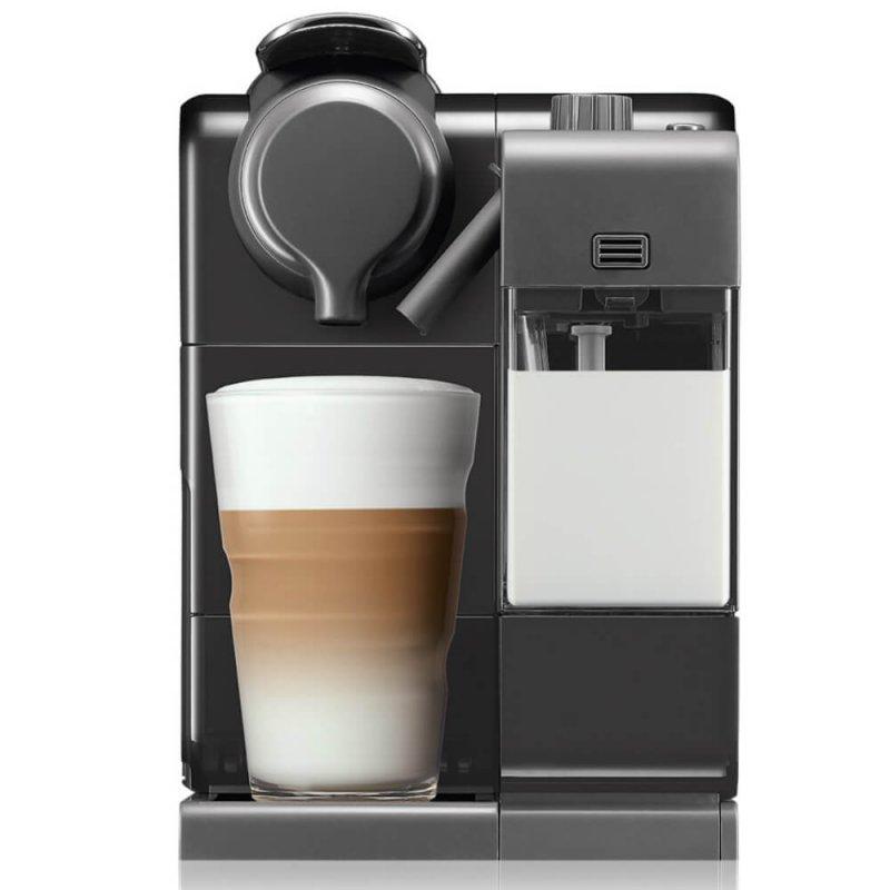 Máquina de Café Nespresso Nova Lattissima Touch Preta 127V