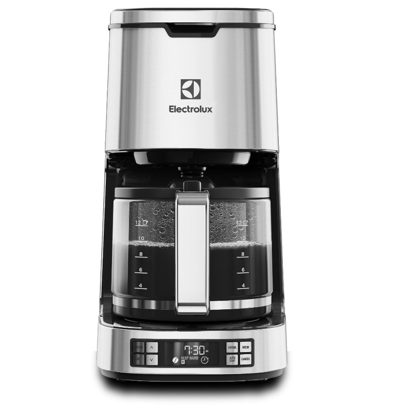Cafeteira Expressionist Collection Electrolux Display LCD Programável CMP50 127V