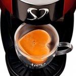 Cafeteira Espresso Touch Vermelha 220v TRES da 3corações