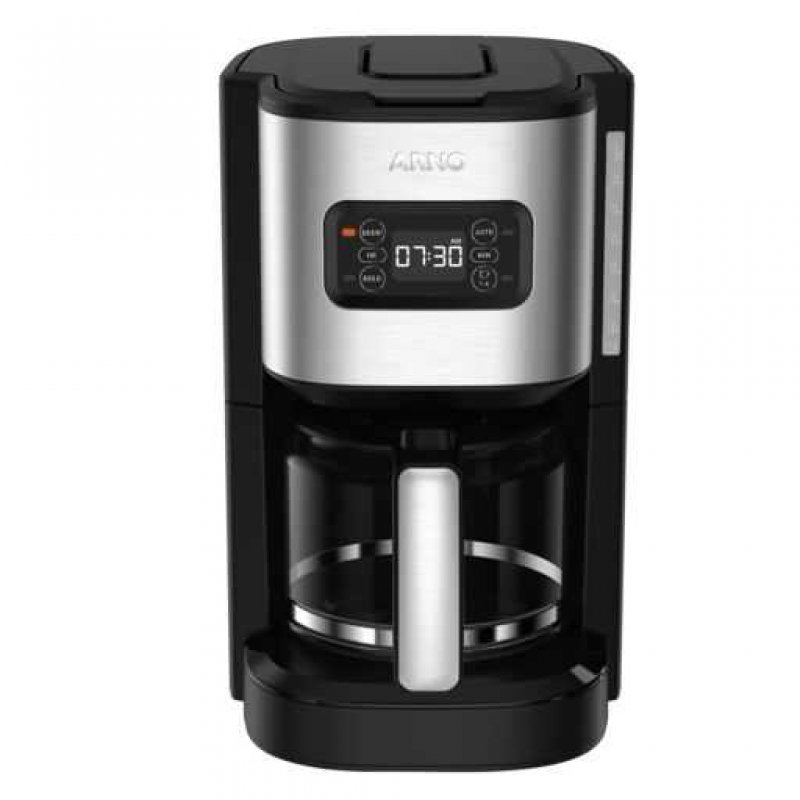 Cafeteira Filtro Arno Element com Timer 1.8 litros 127V