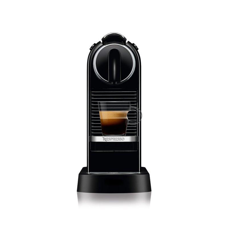 Máquina de Café Nespresso Citiz D113 Preto 220V