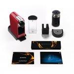 Máquina de Café Nespresso Citiz C113 Vermelho Cereja com Aeroccino 3 127V