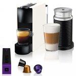 Máquina de Café Nespresso Essenza Mini C30 Branca com Aeroccino 3 220V