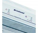 Depurador Continental Massimo / Branco / Bivolt / 80Cm / 3 Velocidades