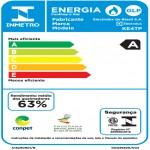 Cooktop a Gás 4 Bocas Electrolux (KE4TP) Bivolt