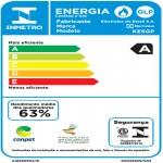 Cooktop a Gás 5 Bocas  Electrolux (KE5GP)